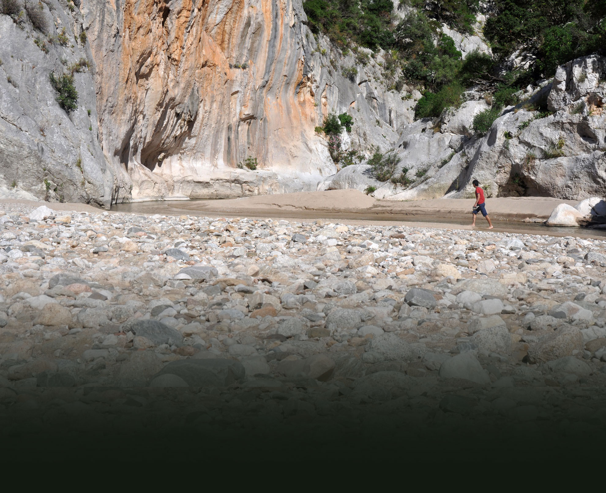 Rio Flumineddu - Oliena